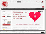 Timbre poste de collection
